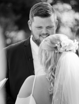 Laura and Mathew Sublime Point Wedding